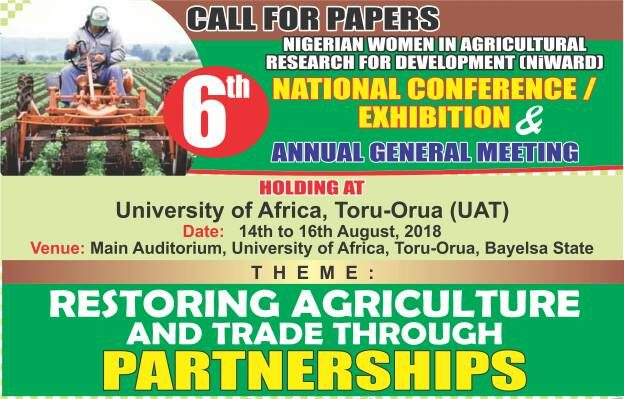 NiWARD - Nigerian Women In Agriculture Research For Development